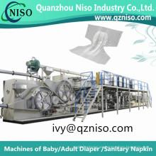 Fábrica adulta de la máquina del pañal del servo-motor de la alta calidad (CNK300-SV)