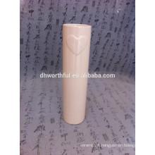 Heart Motif Vase