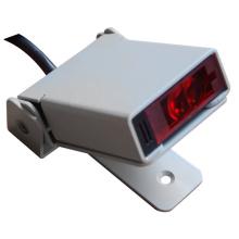 Detector de haz de seguridad usado en el hogar