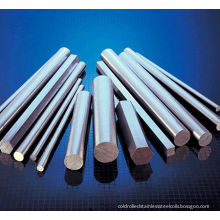 Astm / Jis 201 202 410 Polishing Stainless Steel Round Bars Bright Finish For Chemical Industries