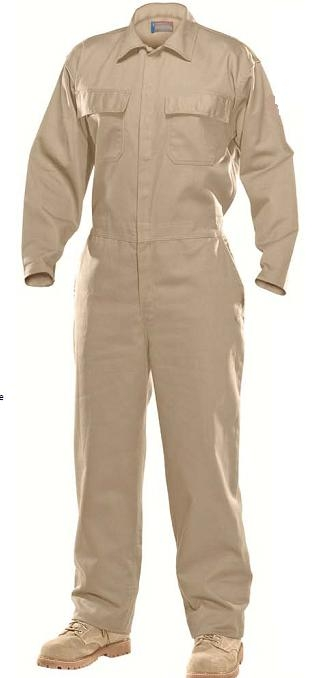 Nomex Fabric Welding Fire Resistant Coverall