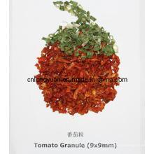 Granulé de tomate déshydraté