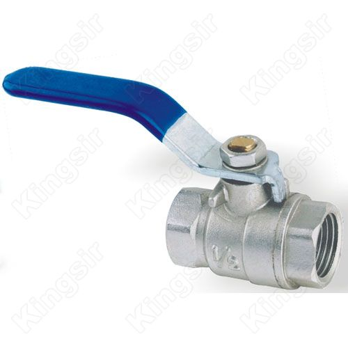 Brass Plumbing Ball Valve