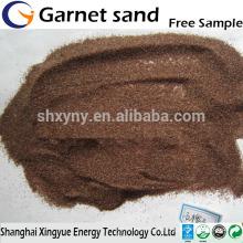 30/60 mesh garnet price/ garnet sand