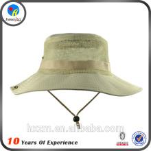 2016 Wholesale design votre propre chapeau de pêche
