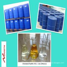 Plastificante clorados CP52 parafina