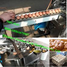 Ei Liquid Separator Weiß aus Joch / Ei Brechen Maschine
