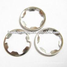 Metal que sella piezas para los muebles para el termóstato del hierro de vapor