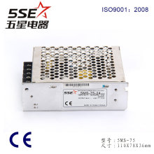 SMPS Power Supply 5ms-75-24 Single Output Power Supply