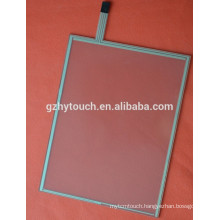 water 4 wire electronic industrial resistive touchscreens