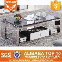 SUMENG мраморный верхней центральной журнальный столик из Китая