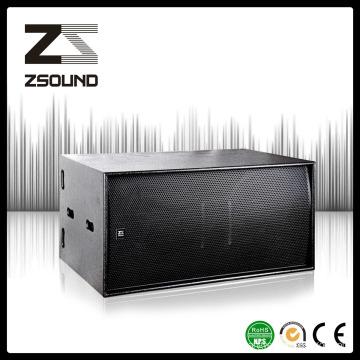 Zsound S218b 2400W Extra-Low Sub Bass Enhancer Audio System