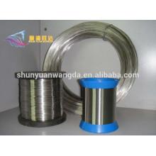 Maillage métallique à l'électrode tantale