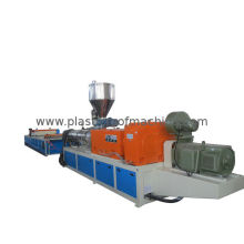Custom Co-extrusion Roof Panel Roll Forming Machine Plastic Extruder Line 1130mm - 1450 Mm