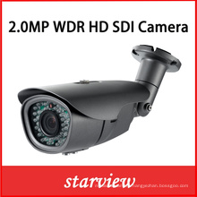 1080P 2.0MP Sdi WDR IR Waterproof CCTV Security Bullet Camera