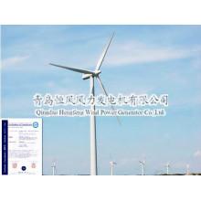 Fournir le système de turbine de vent 30kw (raccordée au réseau ou hors réseau)