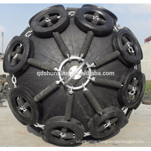 Chinese Supplier Pneumatic Marine Rubber Fender