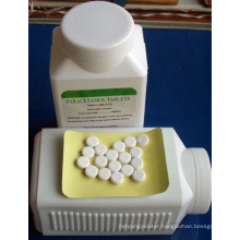 GMP Certified 500mg Paracetamol Tablet