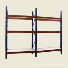 Rack de armazenamento de mercadorias de armazém de metal de alta qualidade