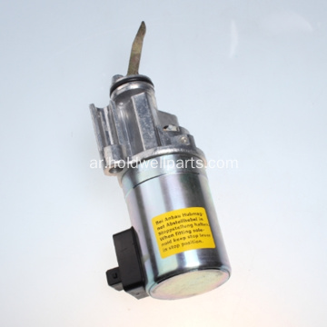 Holdwell solenoid 21175959 for Volvo Penta TAD520GE