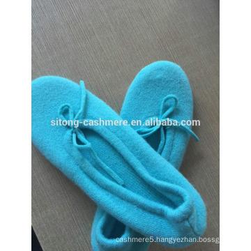 Cashmere Ballet Shoes, Cashmere Ballet Slipper