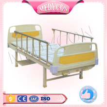 crank two functions hospital 2 function manual bed