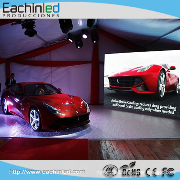High Pixel Density P4 LED Wall For Meeting