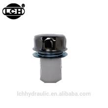 Élément de filtre industriel pour des bouchons de reniflard hydrauliques