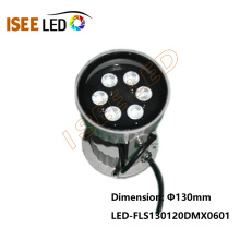 Luz do ponto do diodo emissor de luz de DMX