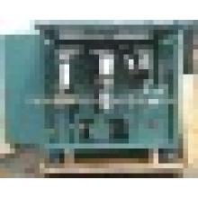 Máquina de filtración dieléctrica de aceite de acero inoxidable de alto vacío (ZYD-50)