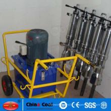 Séparateur de roche à séparation hydraulique mobile