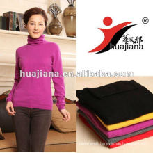 100% pure cashmere jumper /women sweater basic design