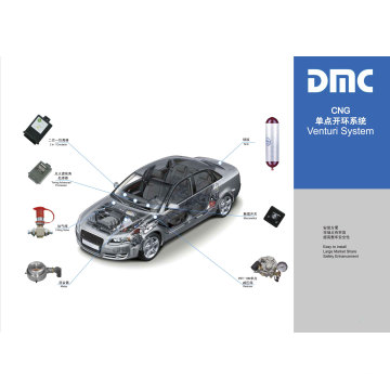 Kits de conversion CNG / GPL automatiques Compresseur