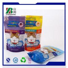 Kundenspezifisch Stand up Handled Aluminium Folie Kunststoff Lebensmittel Tasche
