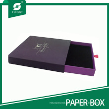 High Quality Underwear Cardboard Gift Box Drawer Box