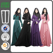 2016 fashion Designer Muslim Abaya Kaftan for Woman Wholesale