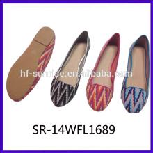 Mode Damen flache Frauen flache Schuhe Schuh Frau neuesten flachen Schuhe für Frauen 2015