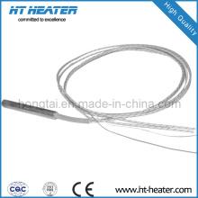 Controlador de temperatura do termopar de sonda de aço inoxidável