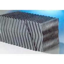 Filme de PVC fosco cinza para preenchimento de torre de resfriamento