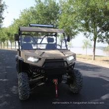 UTV 500CC à quatre roues motrices