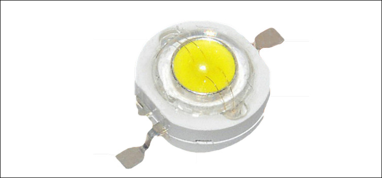 3000K 1W power led