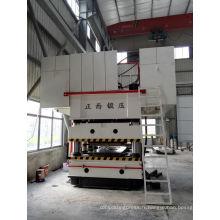Presse hydraulique bon marché de la machine de presse hydraulique de gaufrage de porte
