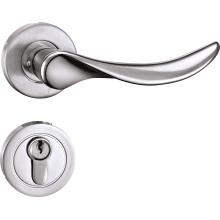 Porta de alta segurança do quarto da sala fechamentos separados do corpo com punho