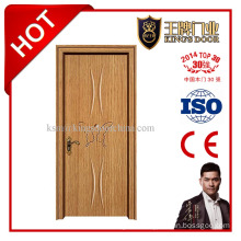 Interior Wooden Door with Frame for Bedroom or Living Room