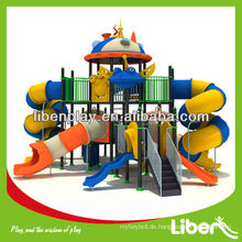 Große Outdoor-Entertainment-Ausrüstung Outdoor Play Centers