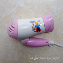 New Fashion Light Weight Lovely Hair Blower para niños