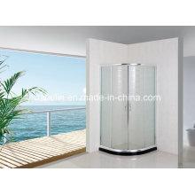 Cabine de sala de banho de vidro ácida (AS-907 sem bandeja)