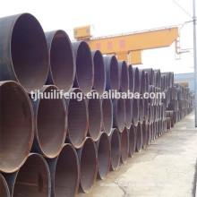 LSAW /DSAW line pipe carbon steel API 5L PSL2