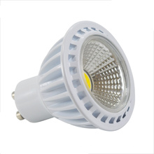 Venta caliente de alta eficiencia GU10 MR16 E27 3W / 5W LED Bulbo