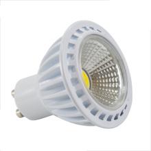 Bulbo quente do diodo emissor de luz da eficiência elevada GU10 MR16 E27 3W / 5W da venda